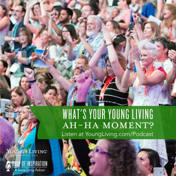 Young Living Essential Oil Podcast - Episode 20