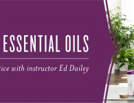 Young Living Podcast Yoga and Essential Oils
