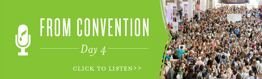 Young Living Essential Oil Podcast - Episode 30 - Young Living Convention