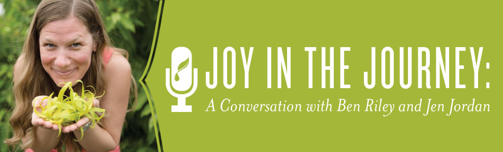 Joy in the Journey: A Conversation with Ben Riley and Jen Jordan