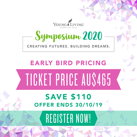 Click here for Symposium 2020 Early Bird Pricing (save $110). Offer ends 30/10/19.