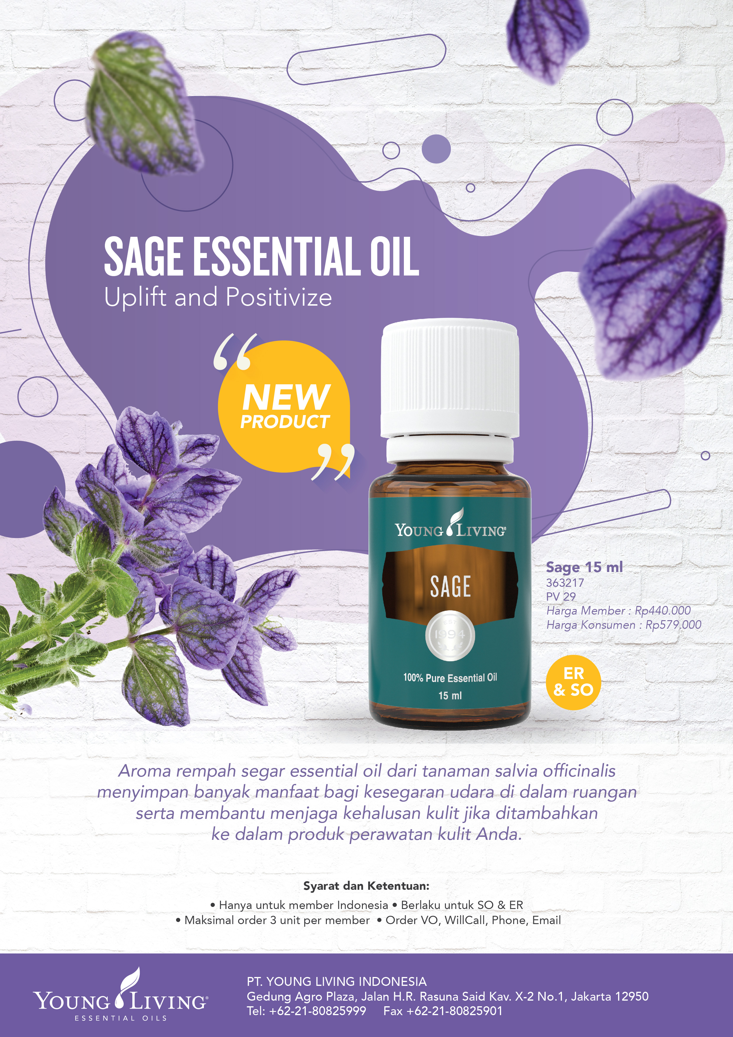 Young Living Indonesia Promotions | Young Living Essential Oils