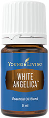 White Angelica Essential Oil Blend - 5ml