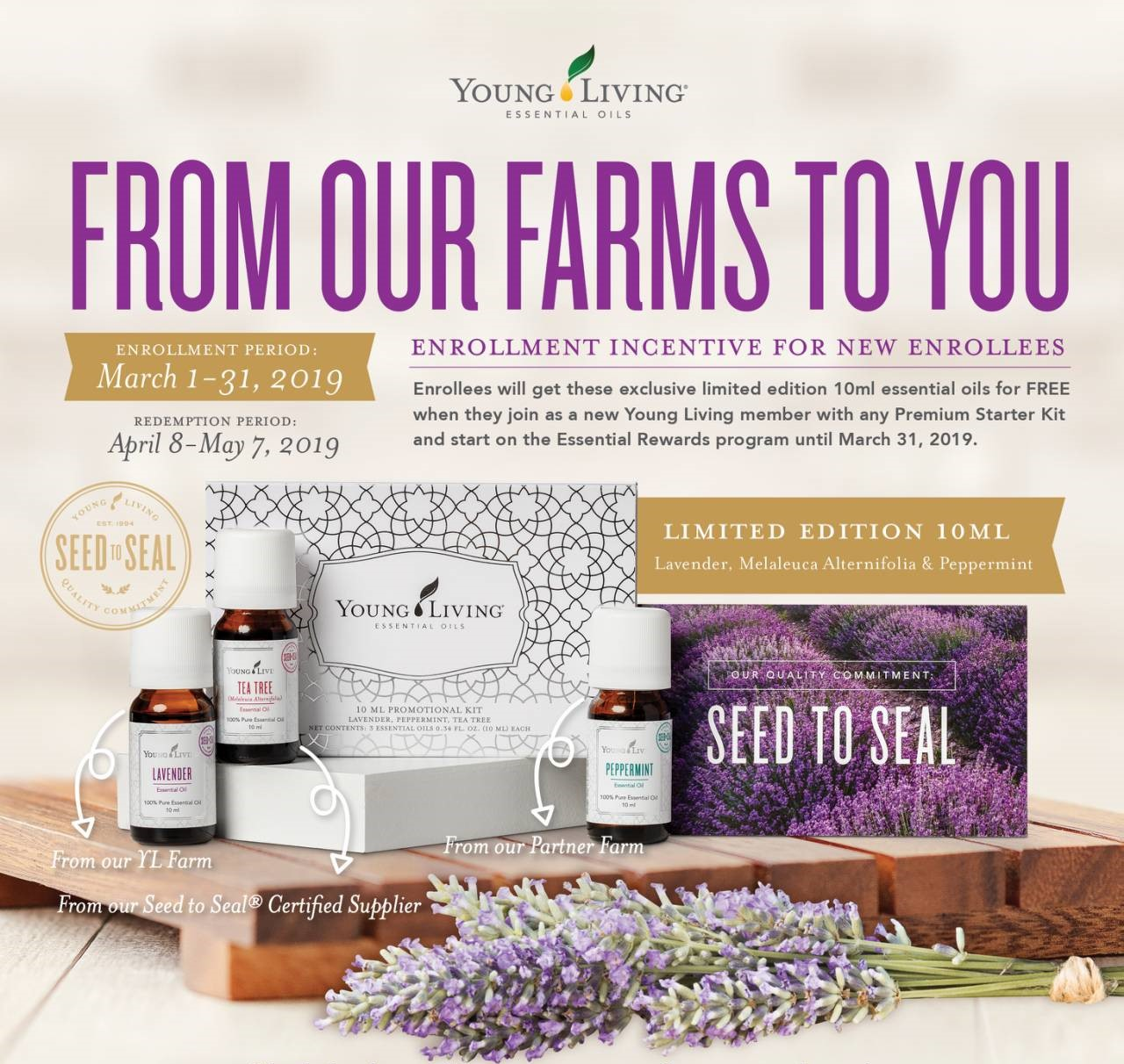 Young Living New Member Voucher 2019 Young Living Philippines Promotions | Young Living Essential Oils