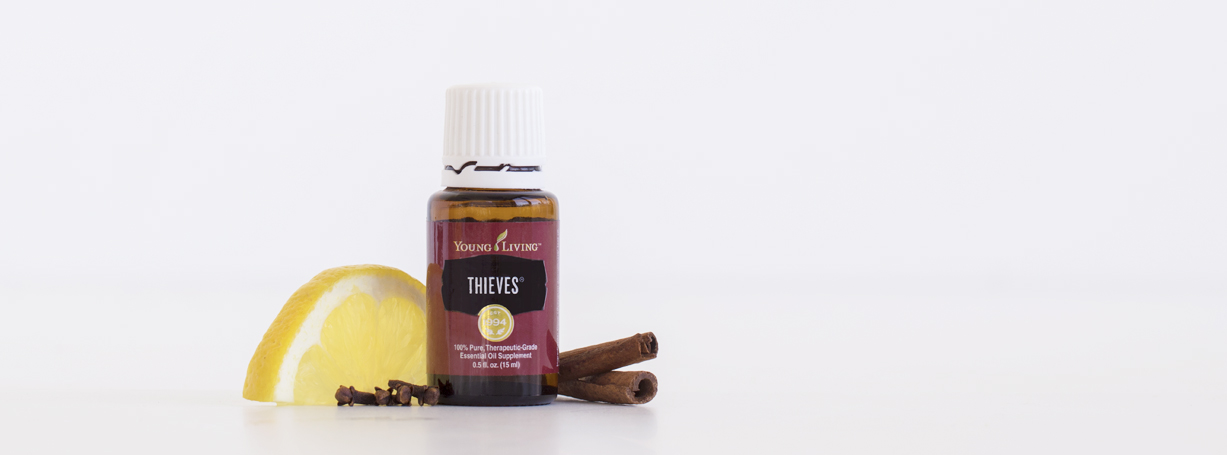 Thieves Spray Young Living Essential Oils