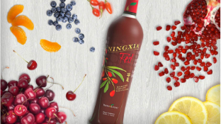 Ningxia Red Bottle