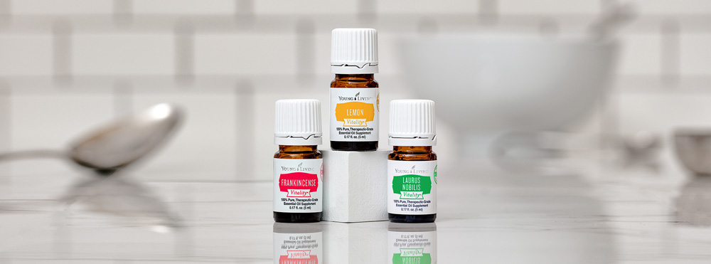 Frankincense Vitality Essential Oil Dietary Supplement