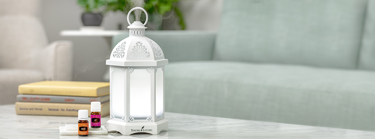 Lantern Diffuser Young Living Essential Oils