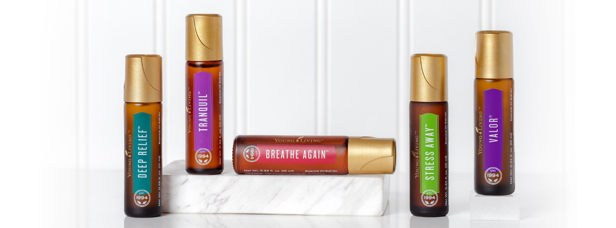Stress Away Roll On Young Living Essential Oils