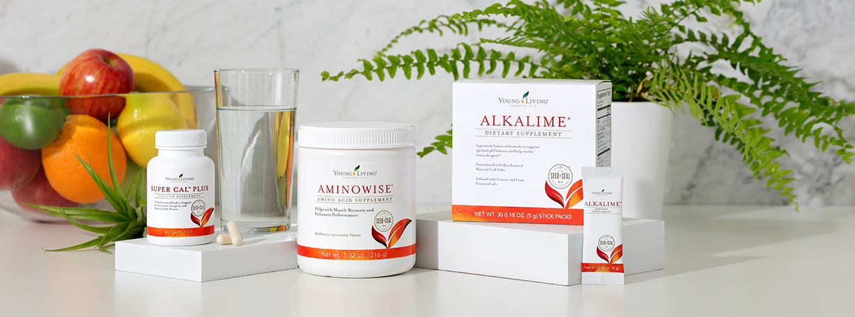Image result for drink alkalime young living