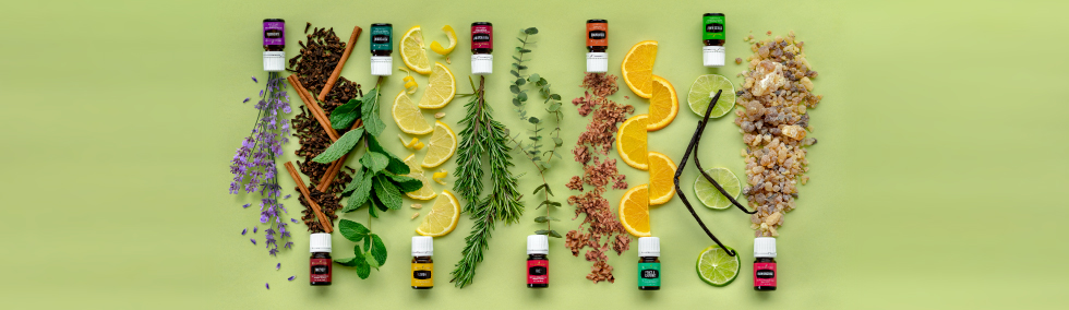 Cómo mezclar aceites esenciales? | Young Living Essential Oils