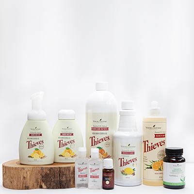 На страже вашего здоровья Young Living Essential Oils